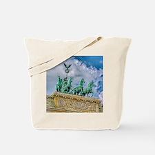 Berlin's Quadriga Tote Bag