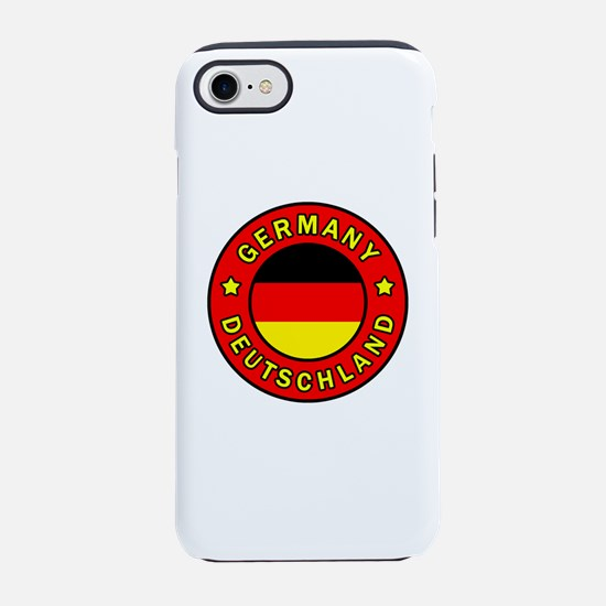 Germany iPhone 7 Tough Case