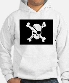 Jolly Roger Pirate Flag Hoodie