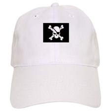 Jolly Roger Pirate Flag Baseball Cap