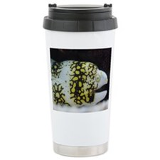 Snowflake Eel Travel Mug