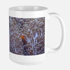 Clownfish & Anemone Mug