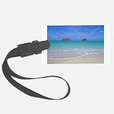 Lani Kai Beach Luggage Tag