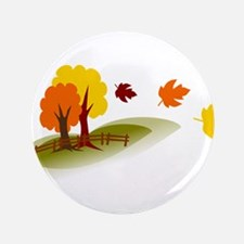 """Fall trees 3.5"""" Button (100 pack)"""