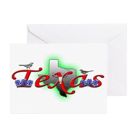 Texas Greeting Cards (Pk of 10)