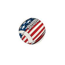 Football Mini Button