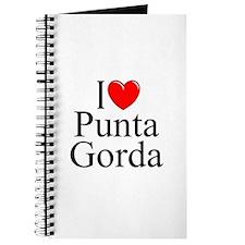 """I Love Punta Gorda"" Journal"