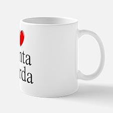 """""""I Love Punta Gorda"""" Mug"""