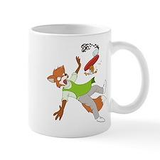 The unfortunate waiter fox Mugs