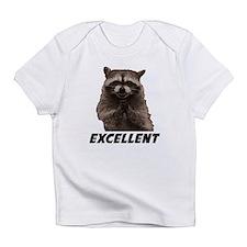 Excellent Evil Plotting Raccoon Infant T-Shirt