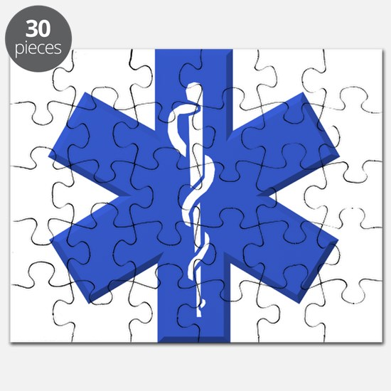 EMT star of life Puzzle