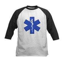 EMT star of life Baseball Jersey