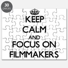 Cute Filmmakers Puzzle