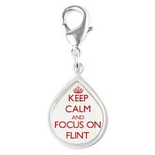 Keep Calm and focus on Flint Charms