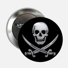 "Cute Talk like a pirate 2.25"" Button (100 pack)"