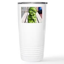tiny buddha Travel Mug