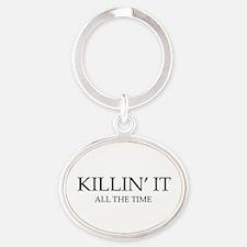 KILLIN IT Keychains