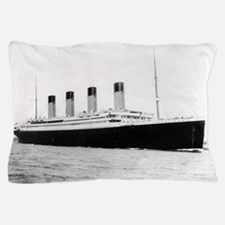 Unique Titanic Pillow Case
