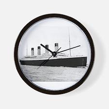 Unique Titanic Wall Clock