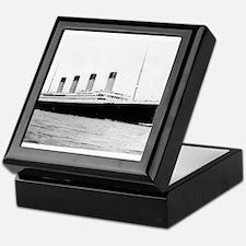 Unique Titanic Keepsake Box