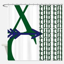 Navy Blue And Green Shower Curtains Navy Blue And Green Fabric Shower Curta