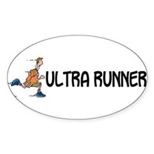 ultra runner II bumper Decal