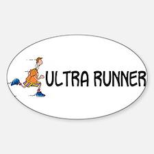 ultra runner II bumper Decal