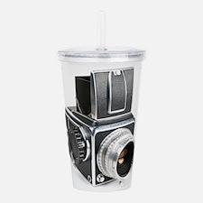 Cool Camera Acrylic Double-wall Tumbler