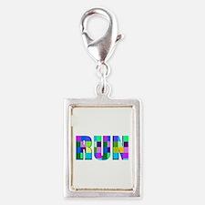 Run Squares Charms
