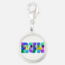 Run Squares Charms