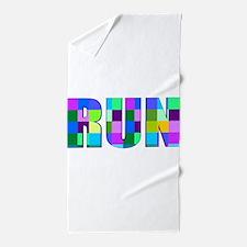 Cool Marathon Beach Towel
