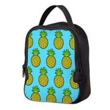 'Pineapples' Neoprene Lunch Bag
