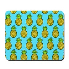 'Pineapples' Mousepad