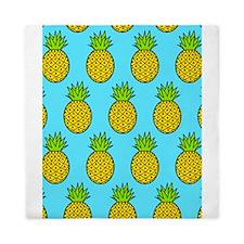 'Pineapples' Queen Duvet