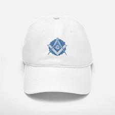 Masonic Design on a Baseball Baseball Cap