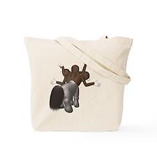 Ponkey Tote Bag