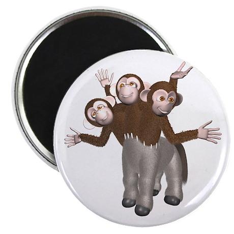 "Ponkey 2.25"" Magnet (10 pack)"