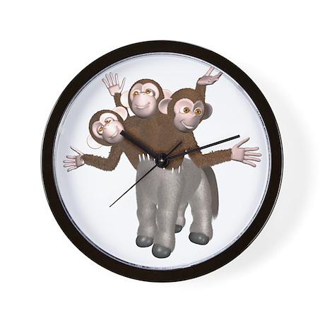 Ponkey Wall Clock