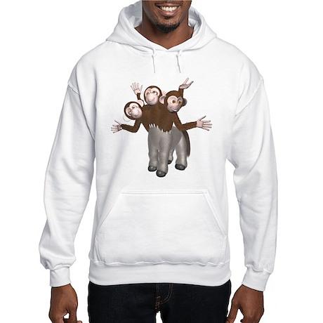 Ponkey Hooded Sweatshirt
