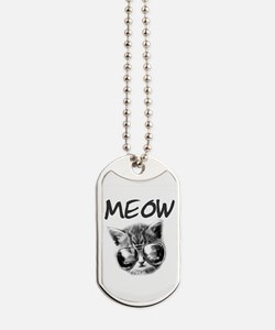COOL CAT Dog Tags