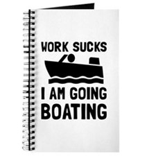 Work Sucks Boating Journal