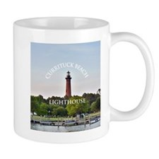 Currituck Beach Lighthouse Mug Mugs