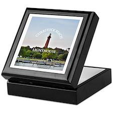 Currituck Beach Lighthouse Keepsake Box