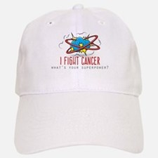 I Fight Cancer Baseball Cap