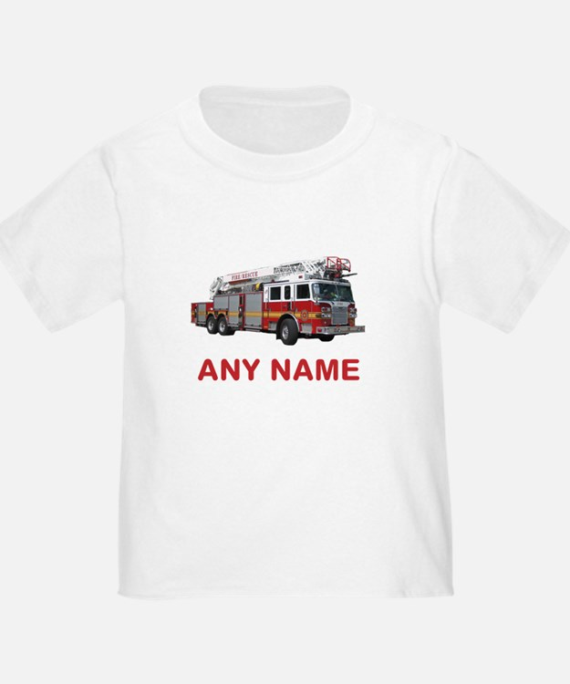 Kids Firefighter Baby Clothes & Gifts
