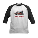 Firefighter Baseball Jersey