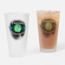 Ghost Investigator Pint Glass