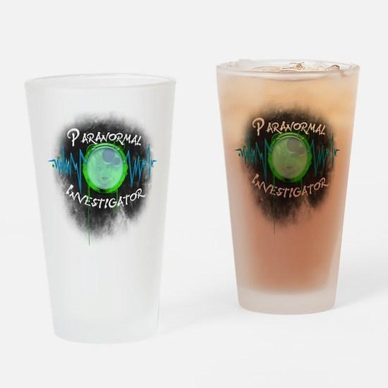 Ghost Investigator Pint Glass