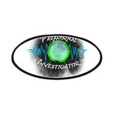 Ghost Investigator Patches