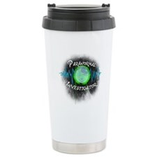 Ghost Investigator Travel Mug